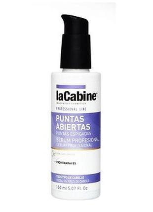Защитная сыворотка для волос от lacabine