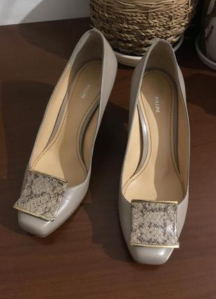 Туфли pollini, оригинал