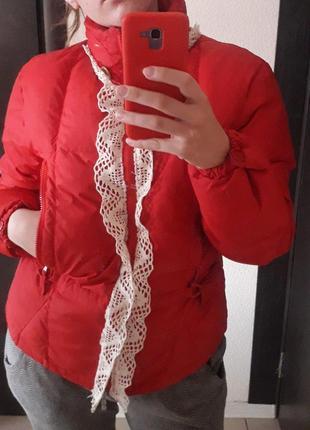 Зимняя куртка junker