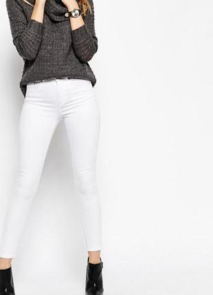 Белые штаны от benetton