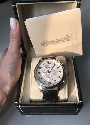 Часы ingersoll мужские, оригинал