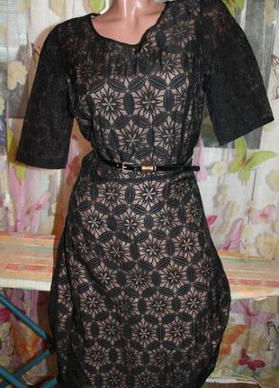 Красивейшее нарядное стильное новое фирменное платье 👗 от next 38 (10) размера