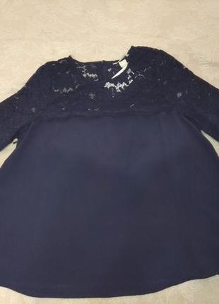Новая шикарная блуза h&m, размер l