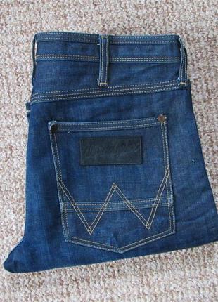 Wrangler ace джинсы оригинал (w32 l32) сост.идеал