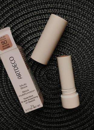 Artdeco multi stick мультифункциональный карандаш для кожи, губ и глаз