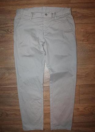 Подарю оригинальные chino pants love moschino размер 32