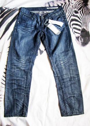 Очень крутые укороченные джинсы бойфренды  garcia (оригинал)