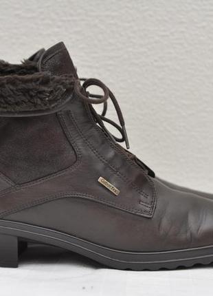 Ботинки зимние gabor - tex 39.5p.