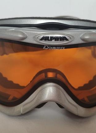 Маска очки alpina freespirit