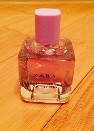 Парфюм туалетная вода духи 100 мл ml zara gardenia