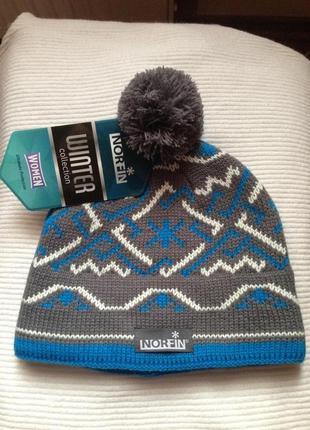 Зимняя спортивная шапочка р-р л