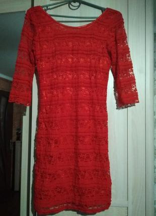 Красивое платье oodji