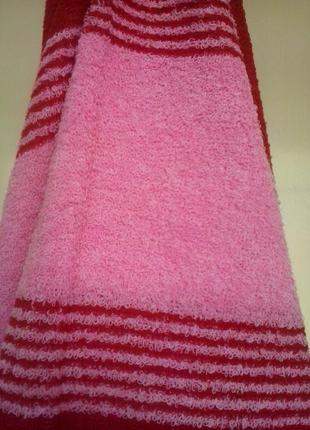 Комплект из трех полотенец для ванной3