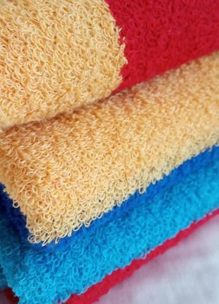 Комплект из трех полотенец для ванной