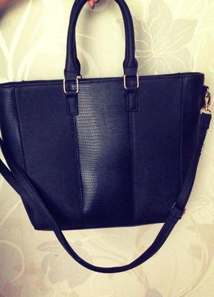 Новая сумка из магазина house