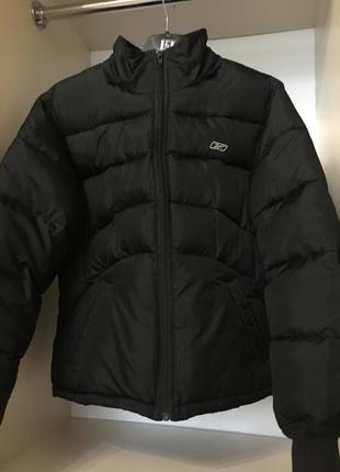 Зимняя куртка   reebok оригинал