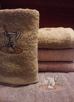 Качественные кухонные полотенца
