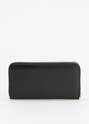 Кожаный 100% брендовый кошелек-распродажная цена!4
