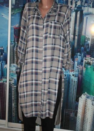Туника  блуза 100 % котон