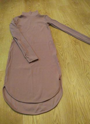 Облегающее платье hm