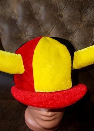 Шляпа маскарадная для фанов цена снижена