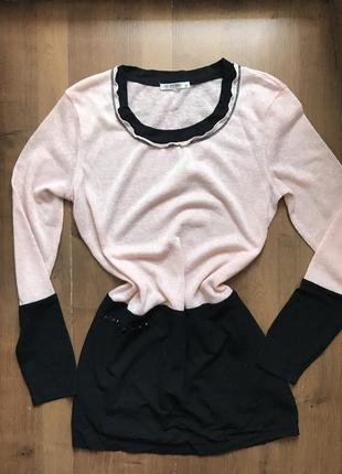 Новый удлиненный свитерок из вискозы и района 101 ideas 10-12pp