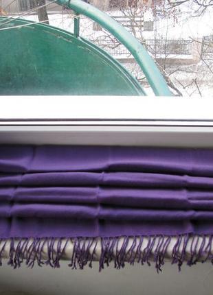 Шерстяной палантин tie rack