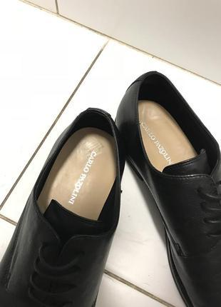 Туфли carlo pozolini  мужские4 фото