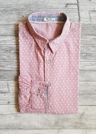 Мужская рубашка casual