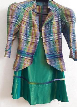 Оригінальний костюм, італія, pectoral