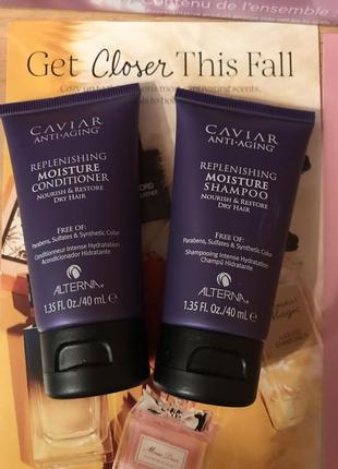 Alterna caviar шампунь и кондиционер