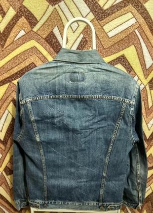 Джинсовка джинсовая куртка levis2