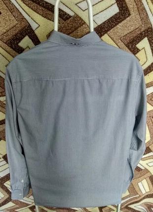 Рубашка napapijri в полоску2