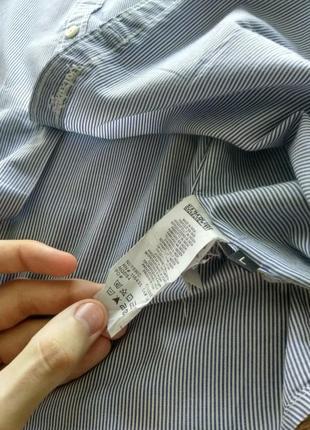Рубашка napapijri в полоску5
