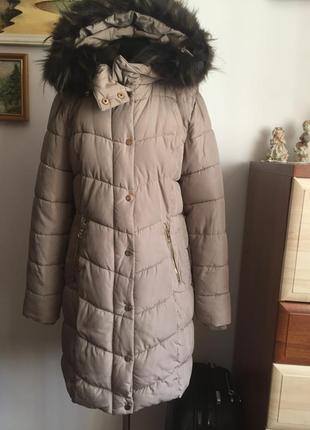 Пуховик ,зимняя куртка amisu