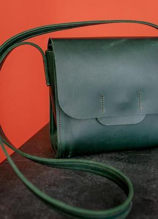 Сумка женская из кожи ручной работы newbox, шкіряна сумка