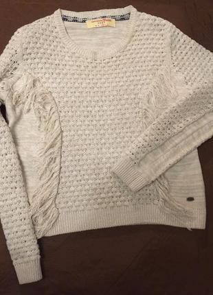 Джемпер свитер кофта tom tailor, размер m