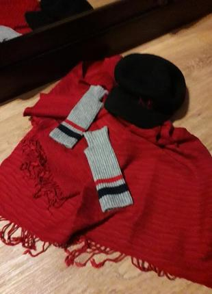 Митенки ,перчатки bershka accessories