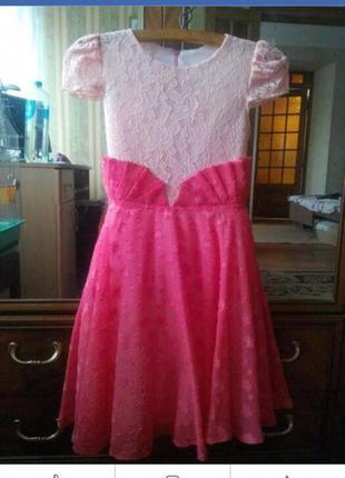 Платье 140 р.