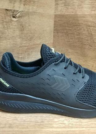 142dc855d Новая коллекция летние мужские кроссовки restime сезона лето 2019 р. 41-45  чёрные и