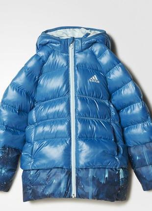 Куртка-пуховик adidas lg sd nina jk ay6784 детская 104-134см