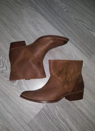 Новые mtng originals ботинки женские кожаные 36 37 испания