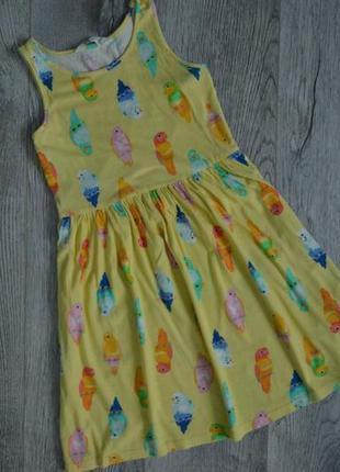 Платье нм на 8-10л