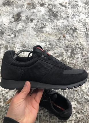 f0755f6d1051 Мужские кроссовки Прада (Prada) 2019 - купить недорого вещи в ...