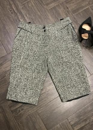 Шерстяные шорты размер 48