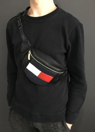 Сумка бананка tommy hilfiger waist bag