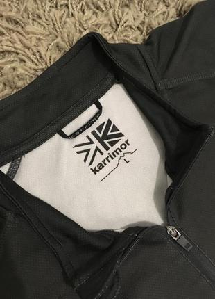 Термо спорт футболка karrimor торг