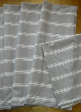 Постельное белье tchibo, германия - наволочки - 100% экологически чистый хлопок5