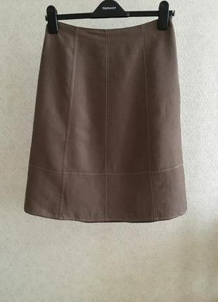 Льняная юбка max&co