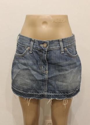 05/36 джинсовая юбка